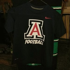 Auburn Football Nike Small Shirt